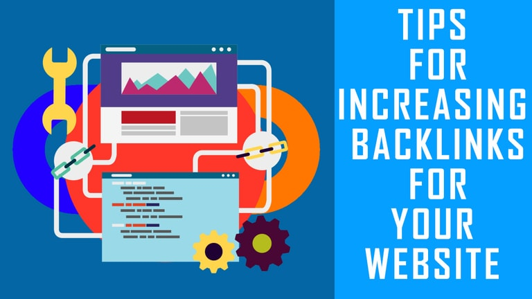 tips for increasing backlinks for your website
