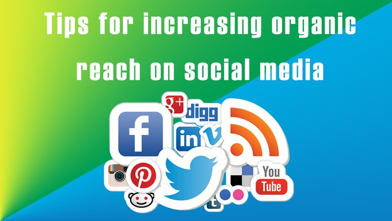 Tips for increasing organic reach on social media