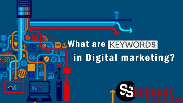 what are keywords in digital marketing