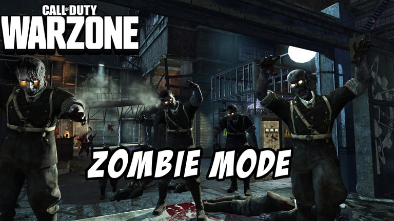Call of Duty Warzone Zombie Mode